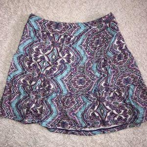 Prana Printed Skirt